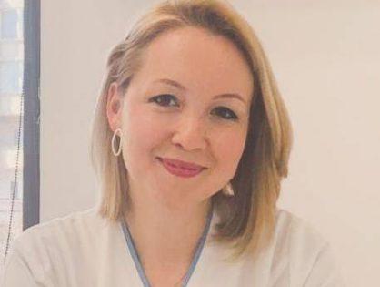 Dr. Iuliana Carcu
