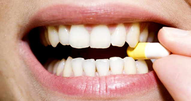 Eroziunea dentară de cauză medicamentoasă